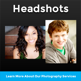 Custom Actor Reels - Actor Photography Services Overview